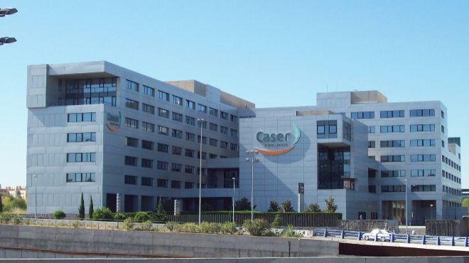 Sede de Caser en Madrid.