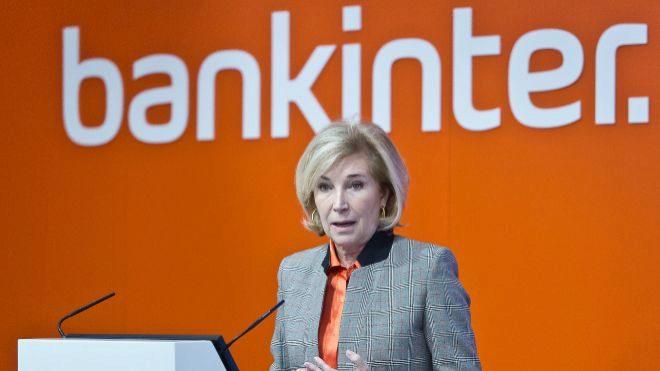 Los inversores aplauden los planes de Bankinter
