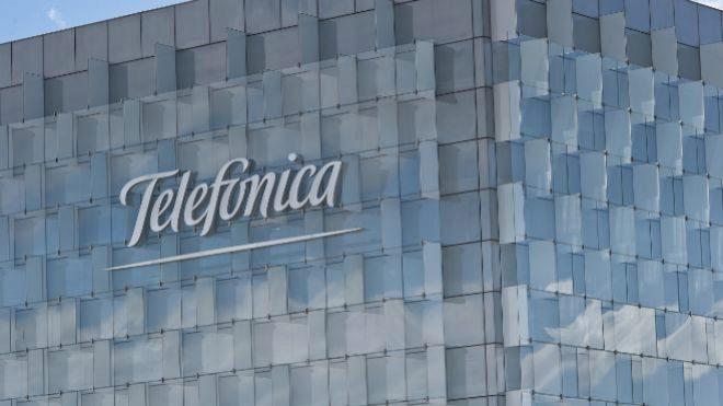 Sede de Telefónica en Distrito C, en Madrid.