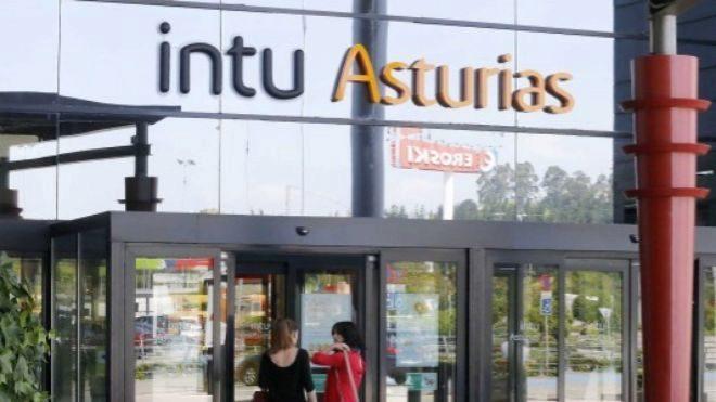 Centro comercial Intu Asturias.