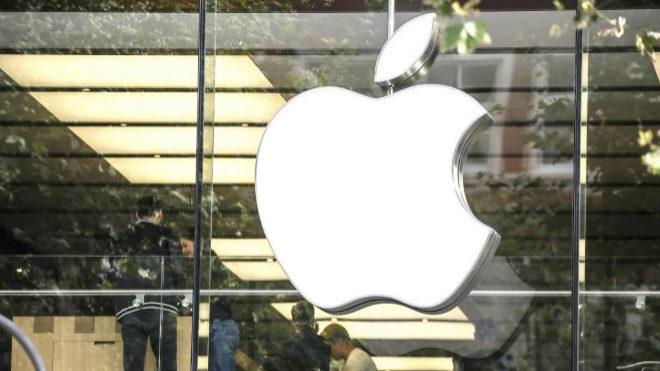 Logotipo de Apple.