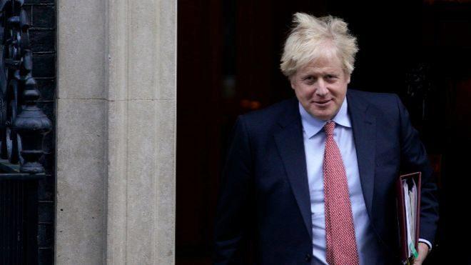 """Boris Johnson amenaza a la UE con una relación futura """"a la australiana"""""""