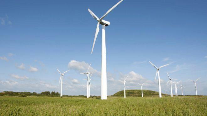 Aerogeneradores eólicos