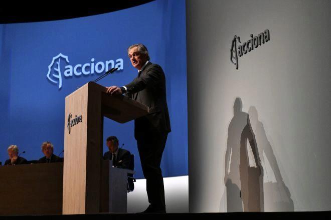 José Manuel Entrecanales, el presidente de Acciona.