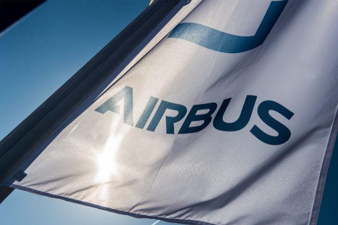 Bandera de Airbus.