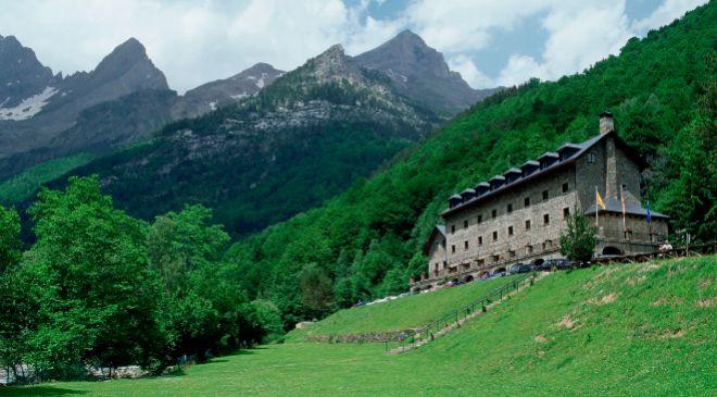 Parador de Bielsa (Huesca)