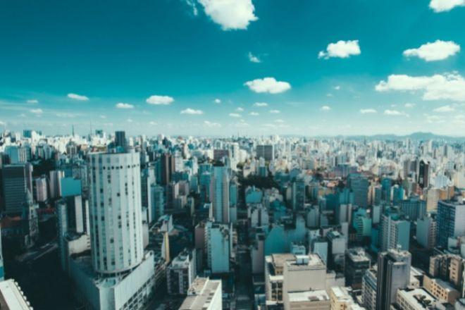 Vista de Brasil.