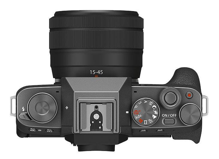 La Fujifilm X-T200 es una cámara compacta, pero muy versátil. Un...