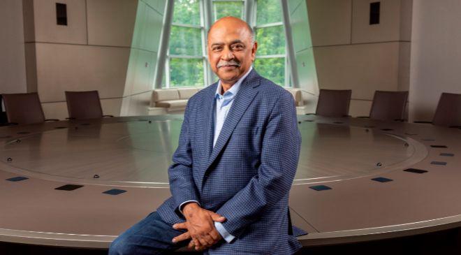 Arvind Krishna, nuevo CEO de IBM.