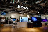 Stand de Sony en una feria de Japón.