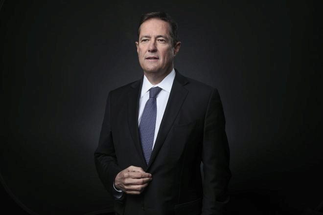 Jes Staley es el consejero delegado de Barclays.