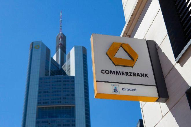 Sede de Commerzbank.
