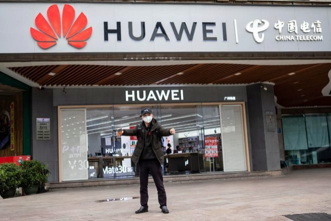 EE UU acusa a Huawei de crimen organizado