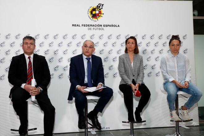 Fútbol femenino: del acuerdo de Mediapro y la ACFF a las tres vías de la RFEF para firmar el convenio