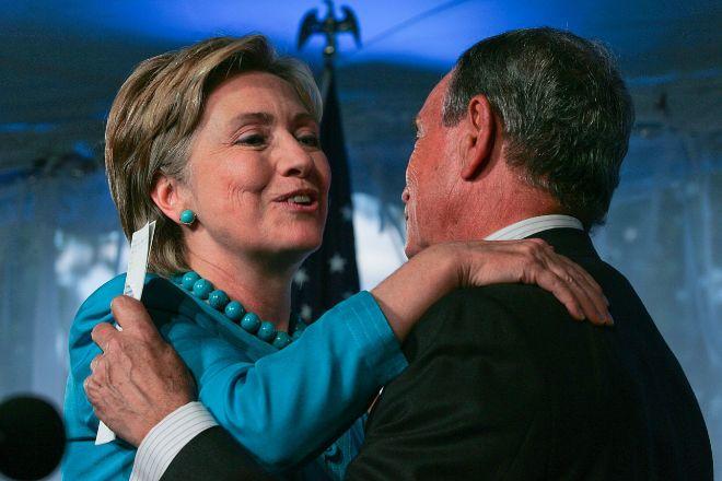 Michael Bloomberg estaría considerando a Hillary Clinton como vicepresidenta