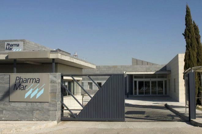 Sede de PharmaMar en Colmenar Viejo.