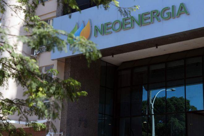 Fachada de la empresa energética brasileña Neoenergía.