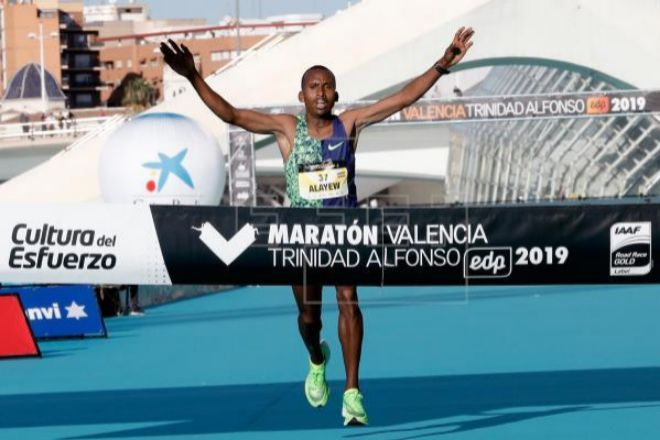 Nuevo récord: el maratón de Valencia agota dorsales 10 meses antes de la carrera