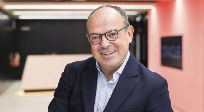 Leopoldo Boado, vicepresidente de Aplicaciones para Oracle en Europa y...