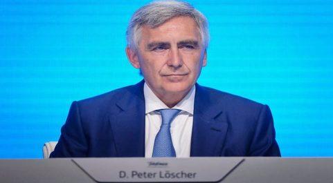 Peter Löscher, en una imagen tomada en 2017.