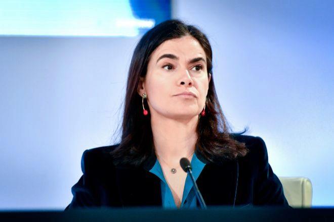 Laura Abasolo, directora financiera de Telefónica.