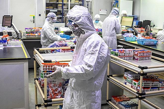 La difícil tarea de detectar  los casos de coronavirus