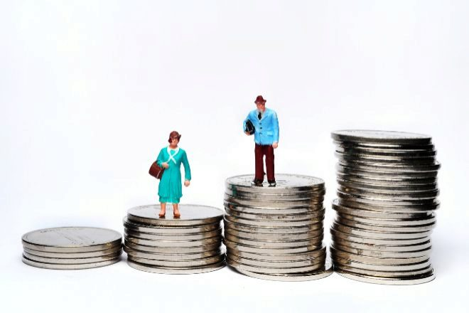 La brecha salarial de género asciende al 21,9%, de forma que las...
