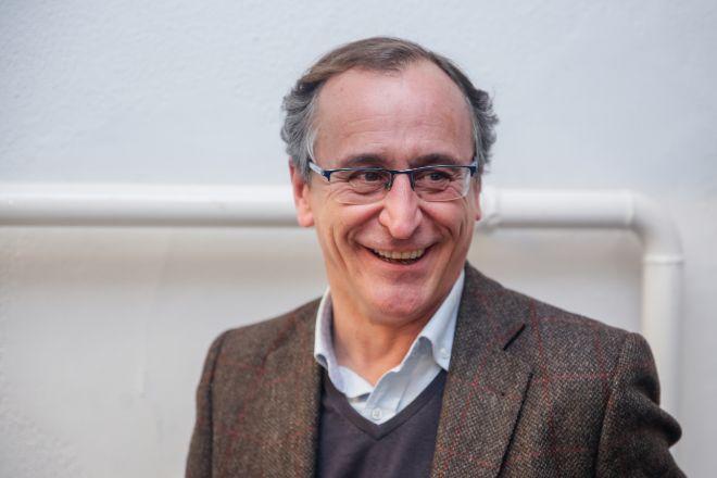 El presidente del Partido Popular en el País Vasco, Alfonso Alonso.