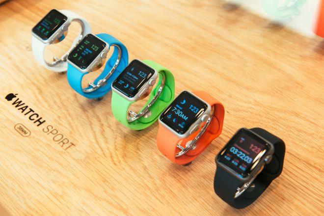 Apple domina el mercado de los relojes inteligentes con una cuota de...