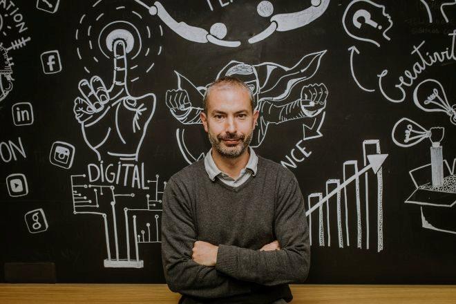 Rob Cassedy, CEO de Wallapop.