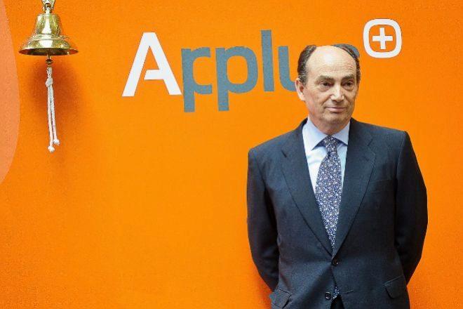 El consejero delegado de Applus, Fernando Basabe.