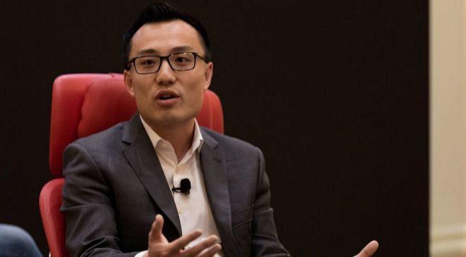 El consejero delegado y cofundador de DoorDash, Tony Xu.