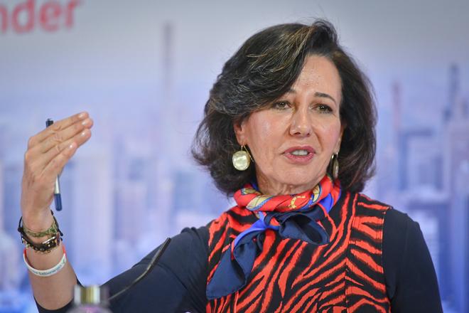 Santander cambia el plan de sucesión de la cúpula tras el fichaje frustrado de Orcel