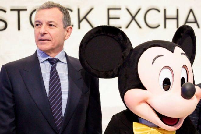 Bob Iger ha sido consejero delegado de Disney durante la última...