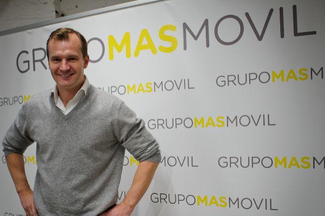 Meinrad Spenger es el CEO de MásMóvil.