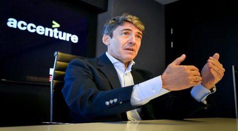 Domingo Mirón, de Accenture.