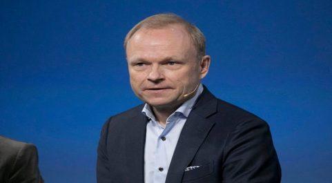 Pekka Lundmark, nuevo CEO de Nokia.