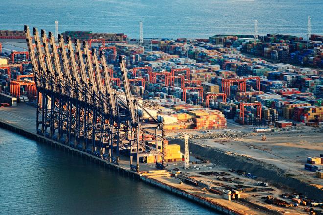 Las cadenas de suministro de EEUU sufren los efectos de la ...