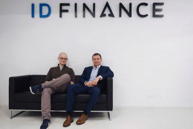 Alexander Dunaev y Boris Batine, cofundadores de ID Finance.