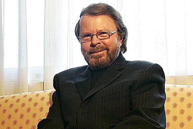 Björn Ulvaeus fue componente del grupo sueco Abba.