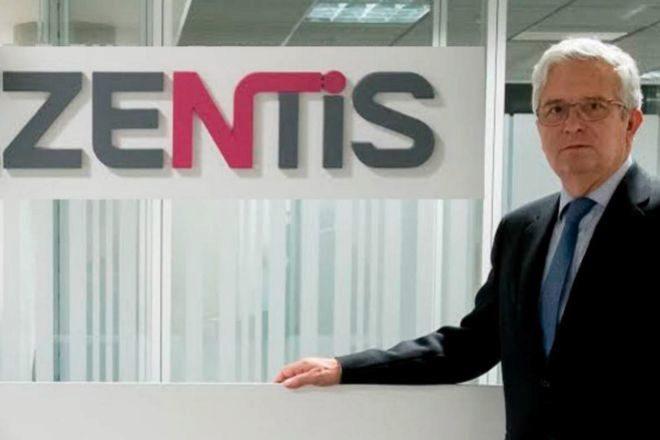 Guillermo Fernández Vidal, presidente no ejecutivo de Ezentis.