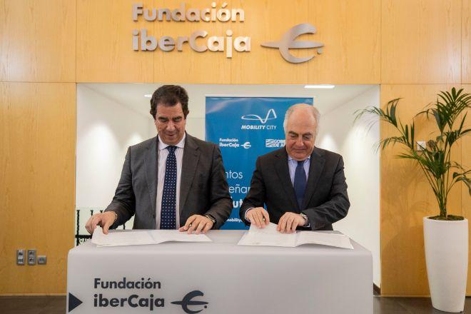 El Clúster Aeronáutico Aragonés se suma a Mobility City
