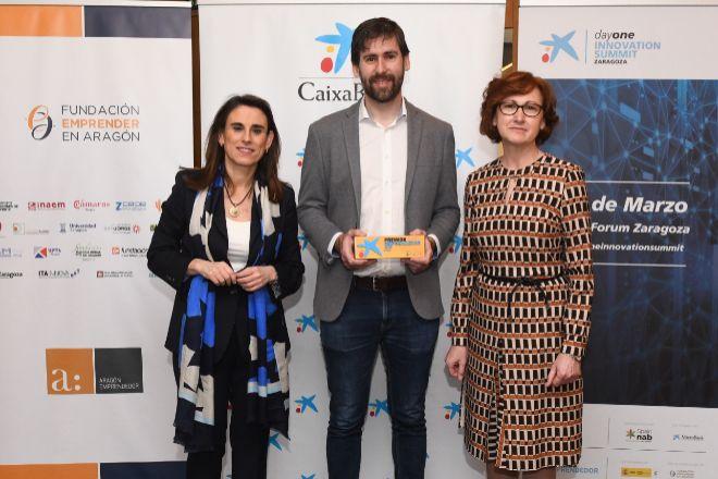 Abora Solar gana los Premios EmprendedorXXI en Aragón