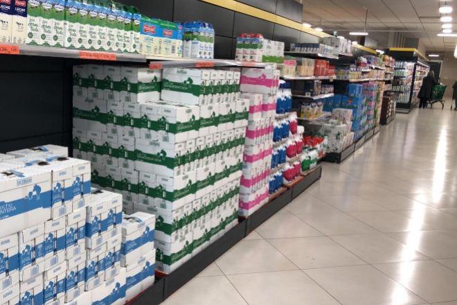 Las tiendas de Mercadona en Aragón no registran problemas de desabastecimiento