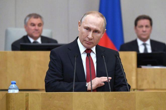 Vladimir Putin podrá ser presidente hasta 2036