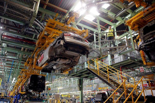 La fábrica de Ford en Almussafes cerrará una semana por el coronavirus