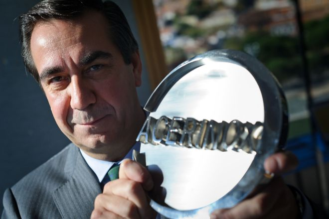 Bernardo Velázquez, CEO de Acerinox.