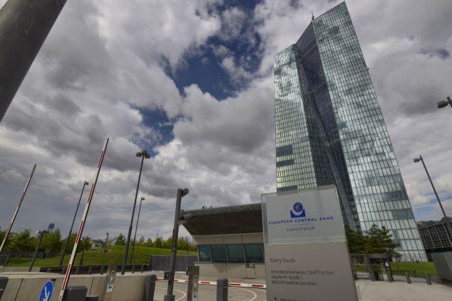 Sede del BCE en Fráncfort.