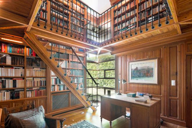 Bibliotecas para la cuarentena y más allá   Casas