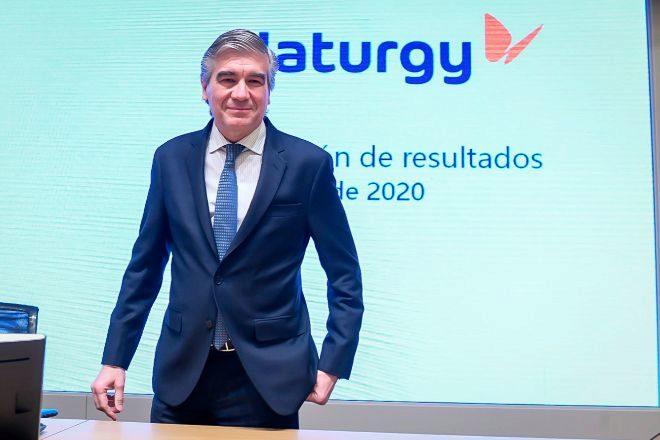 Francisco Reynés es el presidente de Naturgy.